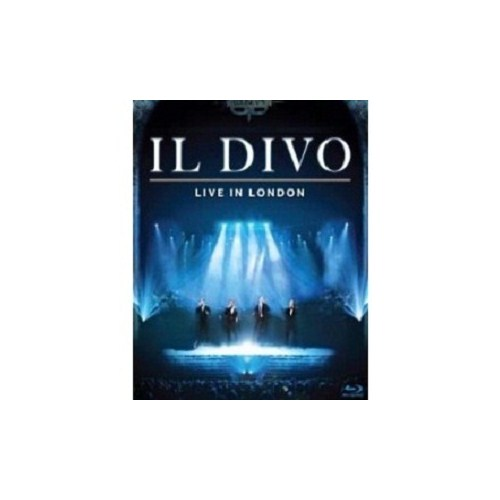 Il Divo – Live In London (Blu-Ray Disc)