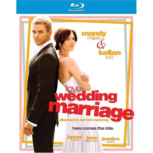Love Wedding Marriage (İyi Günde Kötü Günde) (Blu-Ray Disc