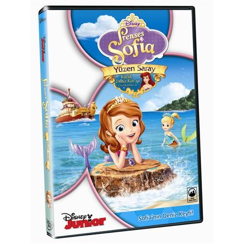 Sofia The First: The Floating Palace (Prenses Sofia: Yüzen Saray) (DVD)