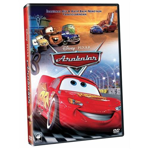 Cars (Arabalar) (DVD)