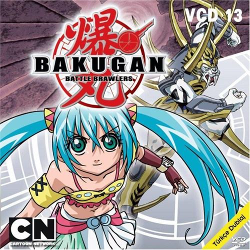 Bakugan Vol 13 (VCD)