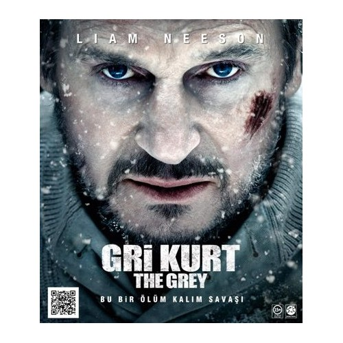 The Grey (Gri Kurt) (Blu-Ray Disc)