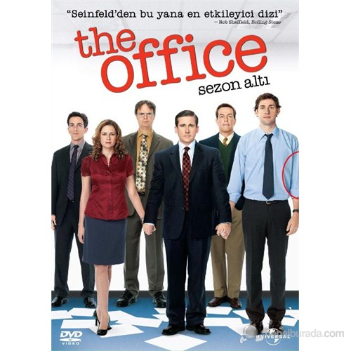 The Office Season Six (The Office Sezon 6) (DVD) (5 Disk)