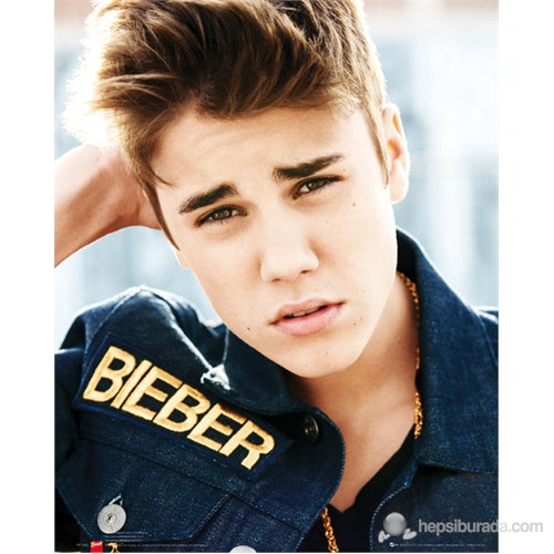 Justin Bieber Jacket Mini Poster