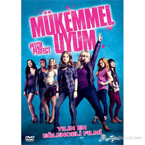 Pitch Perfect (Mükemmel Uyum) (DVD)