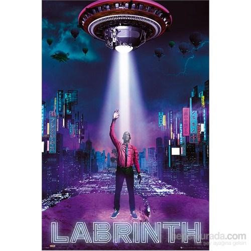 Labrinth Ufo Maxi Poster