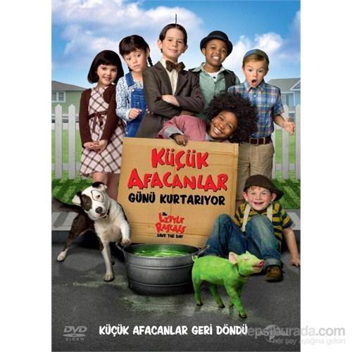 The Little Rascals Save the Day (Küçük Afacanlar Günü Kurtarıyor) (DVD)