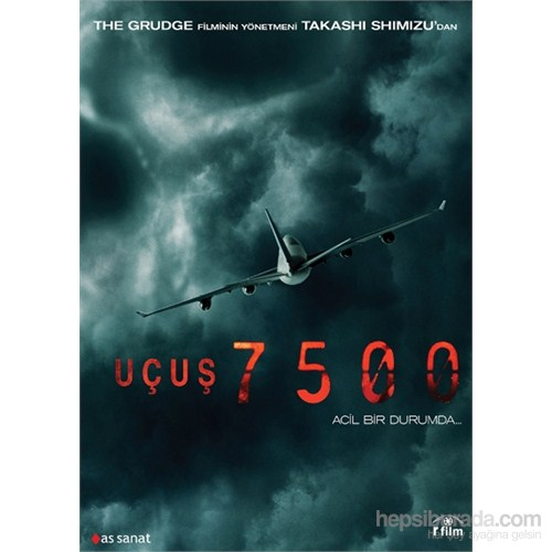 7500 (Uçuş 7500) (DVD)
