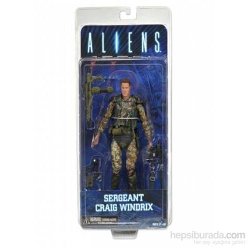 Aliens: Ser. Craig Windrix Action Figure