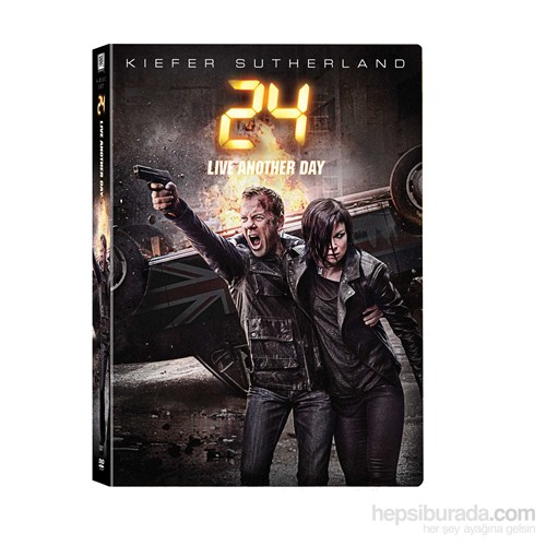 24 Live Another Day (DVD) (4 Disc)