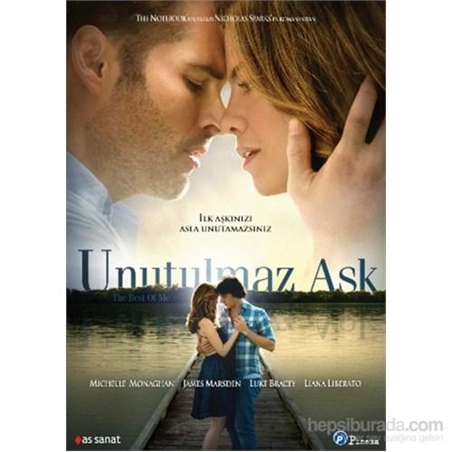 The Best Of Me (Unutulmaz Aşk) (DVD)