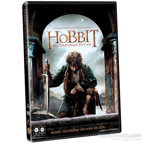 The Hobbit: The Battle Of The Five Armies (Hobbit : Beş Ordunun Savaşı) (DVD)