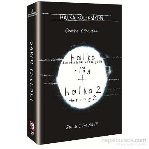 The Ring - Two Movie Collection (Halka - 2 Film DVD Koleksiyonu) (DVD)