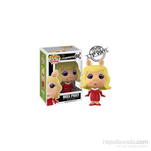 Funko Miss Piggy POP Muppets