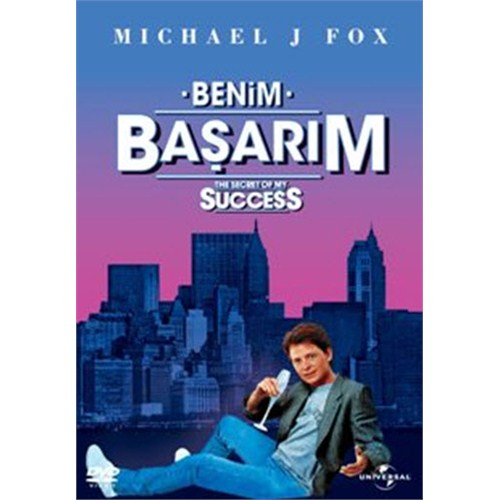 The Secret Of My Success (Benim Başarım) ( DVD )