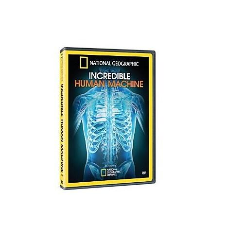 National Geographic: Muhteşem Makina İnsan Vücudu