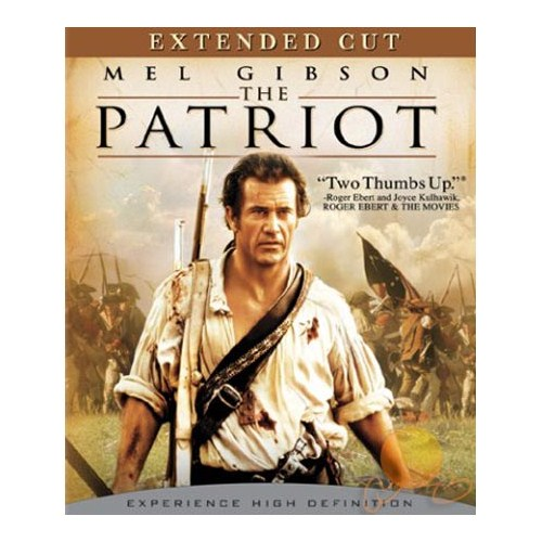 The Patriot (Vatansever) ( DVD )