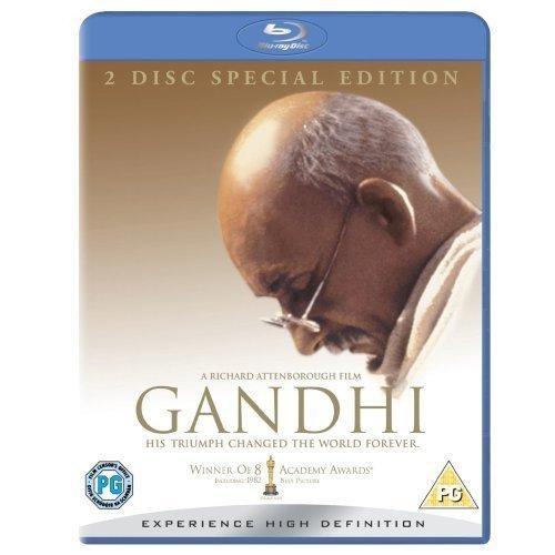 Gandhi (Gandi) (Blu-Ray Disc)