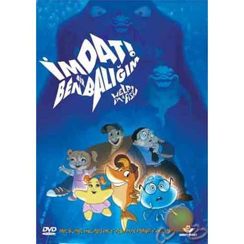 Help I'm A Fish (imdat Ben Bir Balığım) ( DVD )