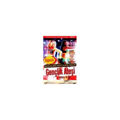 Bring It On (Gençlik Ateşi) ( DVD )