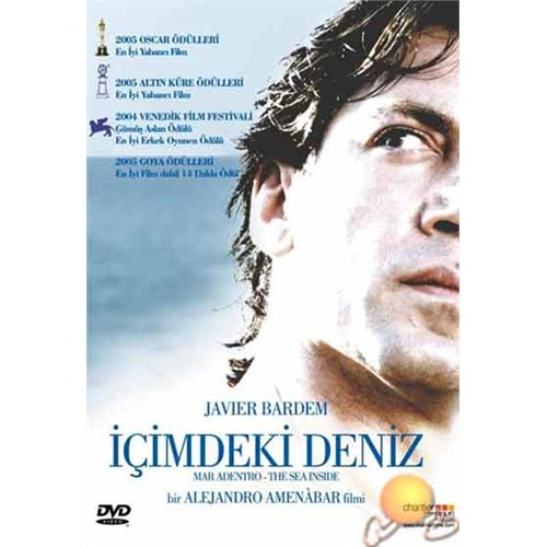 The Sea Inside (İçimdeki Deniz) (Double) ( DVD )