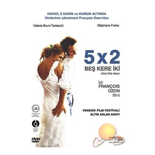 Cinq Foıs Deux (5 X 2 Beş Kere İki) ( DVD )