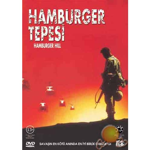Hamburger Hill (Hamburger Tepesi) ( DVD )