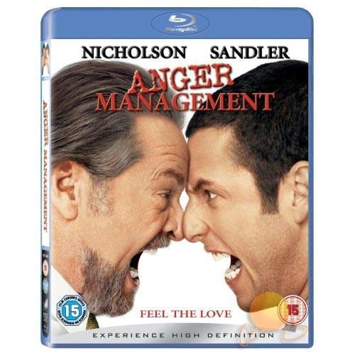 Anger Management (Asabiyim) (Blu-Ray Disc)