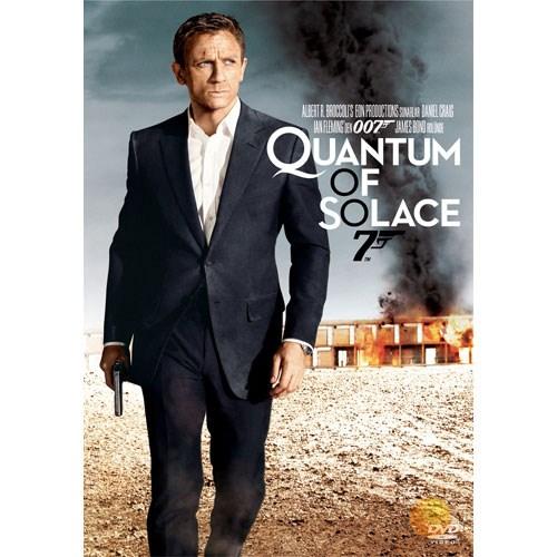 007 James Bond - Quantum Of Solace (SERİ 22) (DVD)