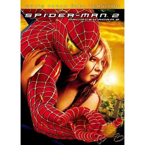 Spider-man 2 (Örümcek Adam 2) (Double) ( DVD )
