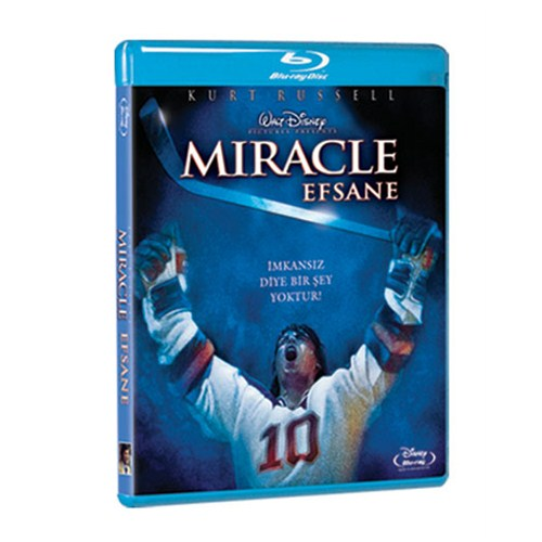 Miracle (Efsane) (Blu-Ray Disc+ DVD)