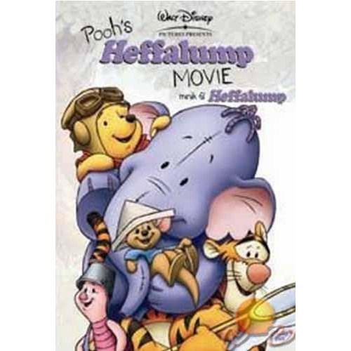 Pooh's Heffalump Movie (Minik Fil Heffalump) ( DVD )