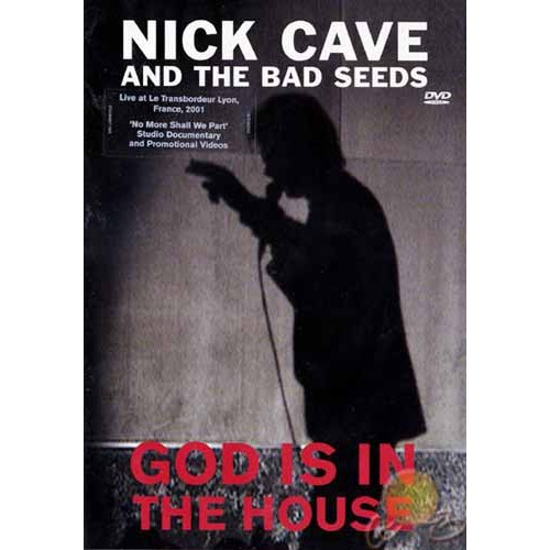 God Is In The House (Nıck Cave) ( DVD )
