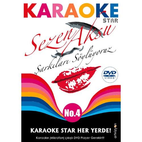 Karaoke Star No:4 Sezen Aksu Şarkıları Söylüyoruz (Mikrofon Hediyeli)