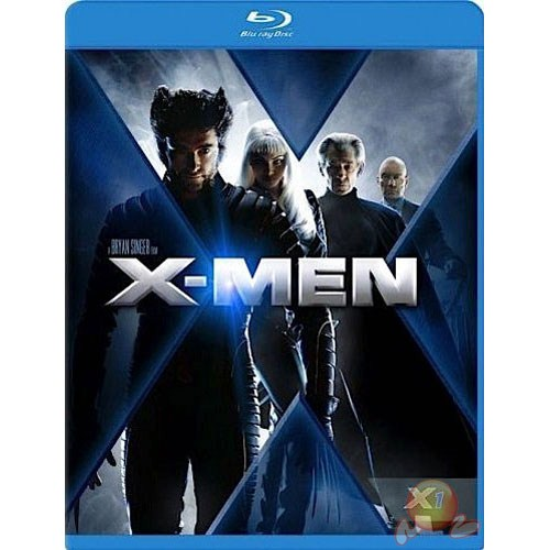 X-Men (Double - Blu-Ray Disc)