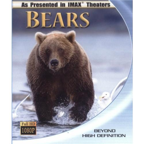 Bears (Ayılar) (Blu-Ray Disc)