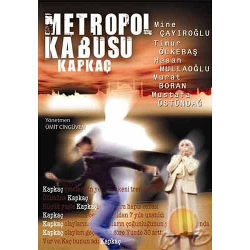 Metropol Kabusu ( DVD )