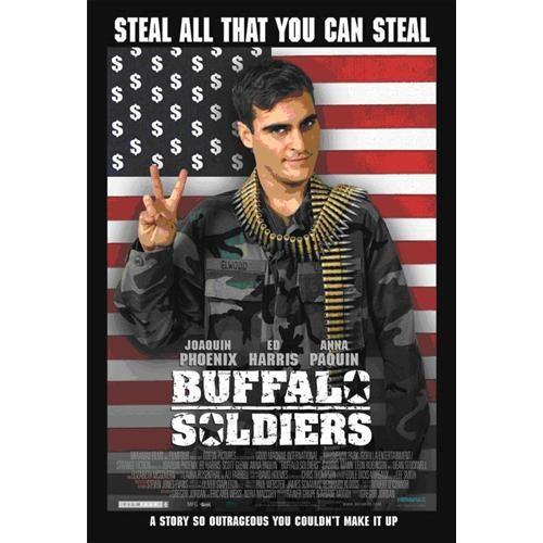 Buffalo Soldier (Acemi Askerler)