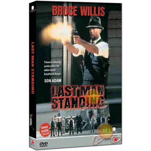 Last Man Standing (Son Adam) ( DVD )