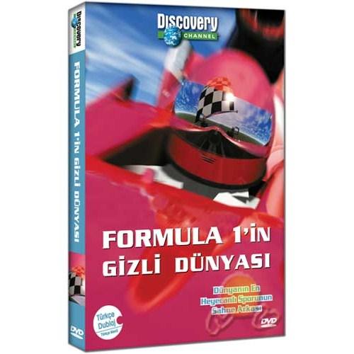 Formula 1'İN Gizli Dünyası ( DVD )