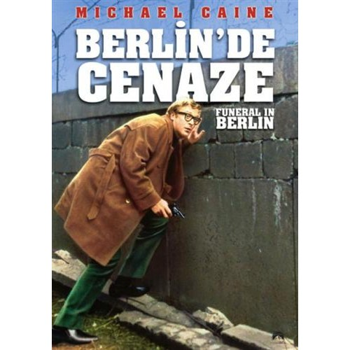 Funeral In Berlin (Berlinde Cenaze) ( DVD )