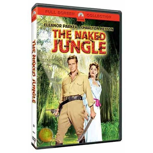 The Naked Jungle ( DVD )