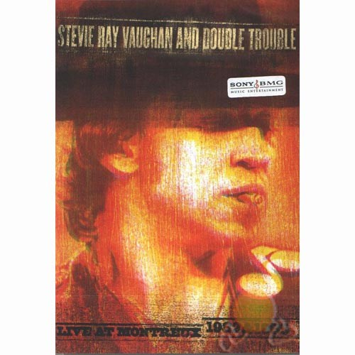 And Double Trouble Live At Monrteux (Stevie Ray Vaughan) (Double)