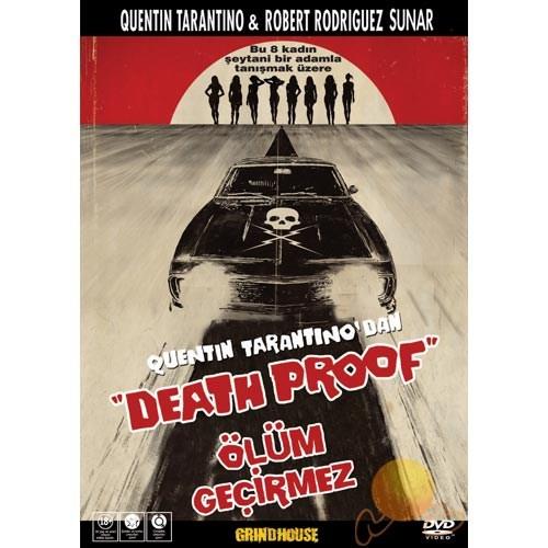 Death Proof Unrated Version (Ölüm Geçirmez)