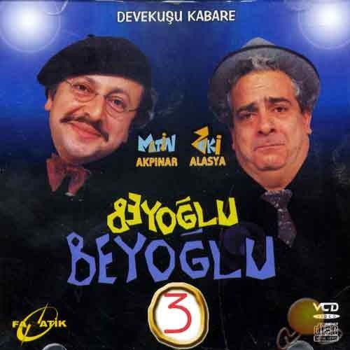 Devekuşu Kabare (Beyoğlu Beyoğlu 3) ( VCD )