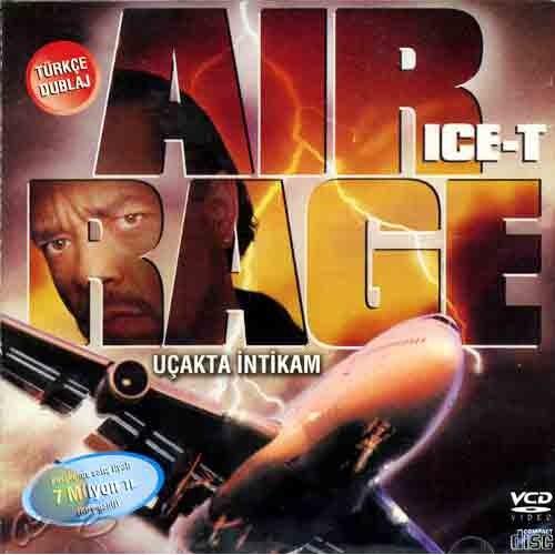 Uçakta İntikam (Air Rage) ( VCD )