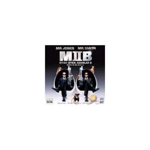 Siyah Giyen Adamlar 2 (Men In Black 2) ( VCD )
