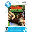 Wii DK Jungle Beat + MADCATZ Nunchuck  + Wii Axcess Silicon
