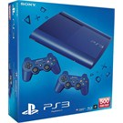Sony Playstation 3 Mavi 500 Gb Slim Konsol + 1 Joystick