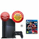 Sony Eurasia Playstation 4, 500 Gb Oyun Konsolu + PES 2015 Ps4